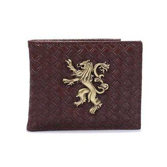 Cartera Lannister logo Juego de Tronos