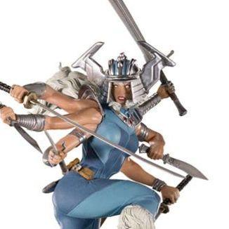 Spiral X Men Statue Marvel Comics BDS Art Scale