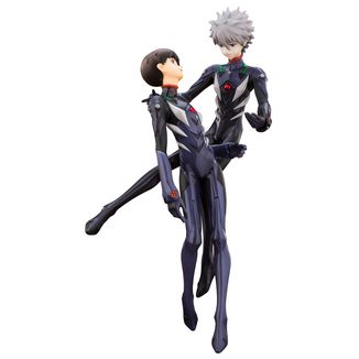 Figura Kaworu Nagisa & Shinji Ikari Evangelion