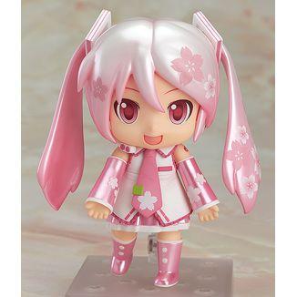 Sakura Mikudayo Nendoroid 499 Vocaloid
