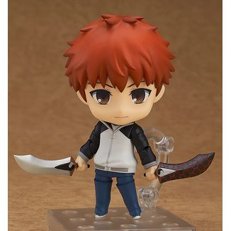 Shirou Emiya Nendoroid 555 Fate/Stay Night