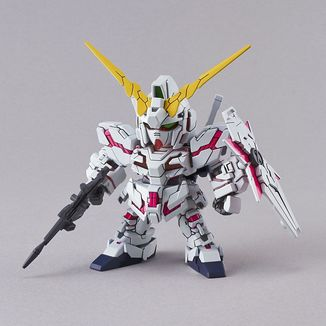 Model Kit Unicorn Gundam SD EX STD 005 Destroy Mode