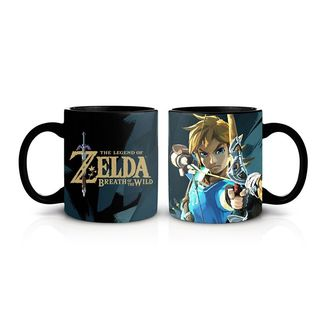 Link Mug The Legend Of Zelda Breath Of The Wild