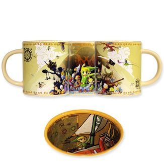 Taza The Legend of Zelda The Wind Waker