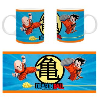 Taza Goku & Krilin Dragon Ball