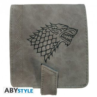 Stark Logo Premium Wallet Game Of Thrones