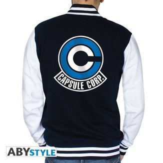 Capsule Corp Jacket Dragon Ball