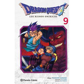 Dragon Quest VI: Los Reinos Oníricos #09 Manga Oficial Planeta Comic (Spanish)