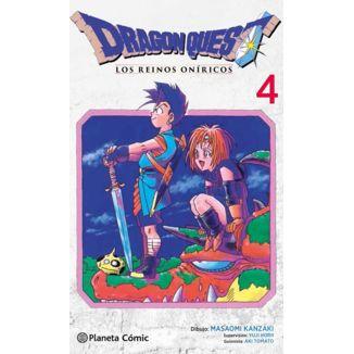 Dragon Quest VI: Los Reinos Oníricos #04 Manga Oficial Planeta Comic