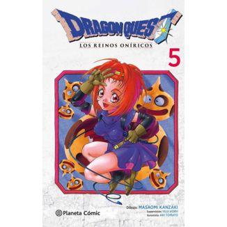 Dragon Quest VI: Los Reinos Oníricos #05 Manga Oficial Planeta Comic (Spanish)