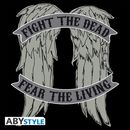 Chaqueta Fight The Dead - Fear The Living The Walking Dead