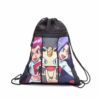 Team Rocket GYM Bag Pokemon