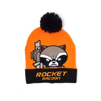 Rocket Racoon Beanie Guardians Of The Galaxy