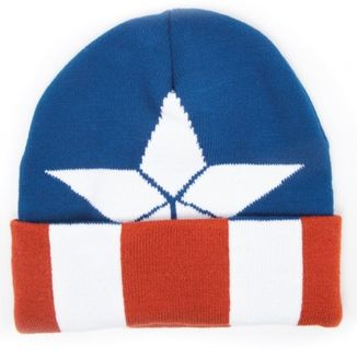 Gorro Beanie Capitán America Civil War Marvel