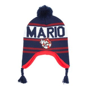 Super Mario Bros Winter Beanie Nintendo