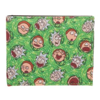 All Over Print Wallet Rick & Morty