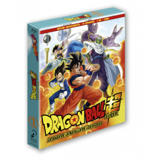 Dragon Ball Super - Box 1 Collector's Edition 2BR + Book - 14 episodes