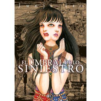 El Umbral de lo Siniestro Junji Ito Manga Oficial Ecc Ediciones