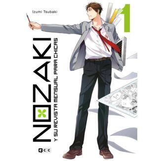 Nozaki y su revista mensual para chicas #01 Manga Oficial Ecc Ediciones