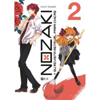 Nozaki y su revista mensual para chicas #02 Manga Oficial Ecc Ediciones (spanish)