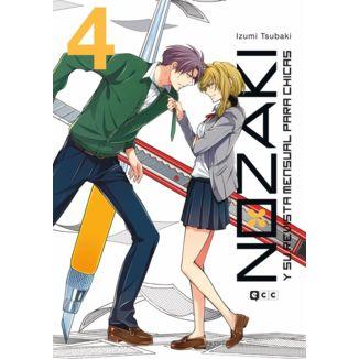 Nozaki y su revista mensual para chicas #04 Manga Oficial Ecc Ediciones (spanish)