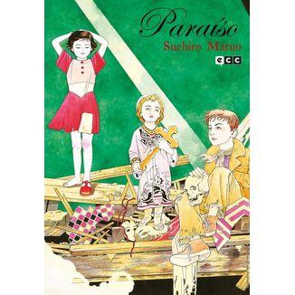 Paraiso Manga Oficial Ecc Ediciones