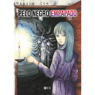 Pelo Negro Empapado Manga Oficial Ecc Ediciones