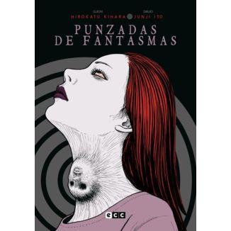 Punzadas de Fantasmas Junji Ito Manga Oficial Ecc Ediciones (spanish)