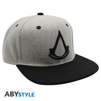 Grey Crest Cap Assassin's Creed