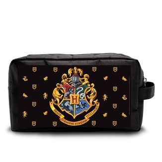 Hogwarts Logo Toilet Bag Harry Potter