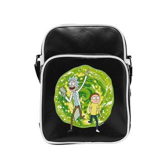 Portal Messenger Bag Rick & Morty