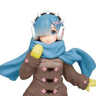 Figura Rem Winter Coat Version Renewal Re Zero Precious