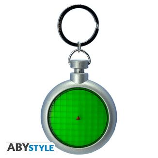 Radar with Light and Sound Keychain Dragon Ball