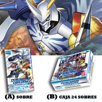 TCG DIGIMON CARD GAME Release Special Booster Ver 1.0 English
