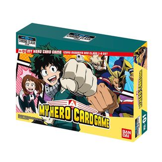 My Hero Academia Chrono Clash System MH-01 Card Game