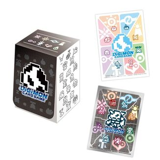 TCG DIGIMON CARD GAME Tamers Evolution Box