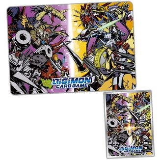 Tamers Set TCG DIGIMON CARD GAME