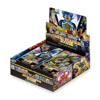TCG Dragon Ball Super CARD GAME Battle Evolution Booster EB01 (English)