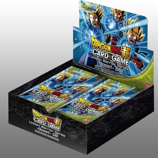 Dragon Ball Super CARD GAME TCG Unison Warrior Series Set 06 English Complete Box