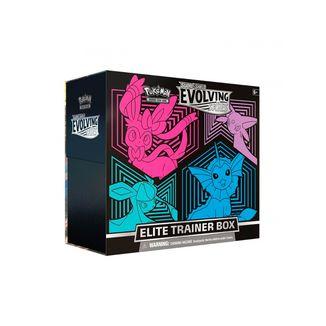 TCG Pokemon CARD GAME Cielos Evolutivos Caja de Entrenador Elite Version B (Spanish)