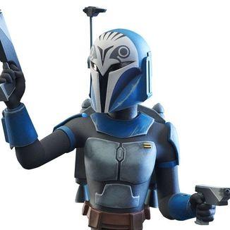 Busto Bo-Katan Kryze Star Wars The Clone Wars Gentle Giant