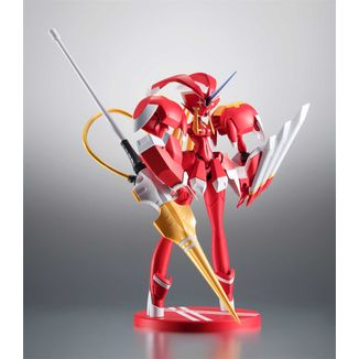 Strelitzia XX The Robot Spirits Figure Darling In The Franxx