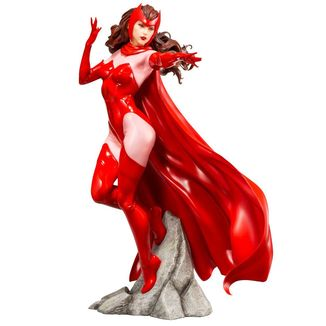 Figura Scarlet Witch ARTFX+ Avenger Series Marvel Comics