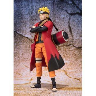 Naruto Uzumaki Sennin Mode SH Figuarts Naruto Shippuden