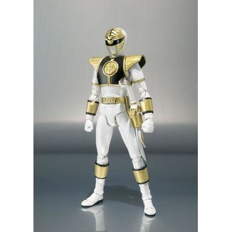 S.H. Figuarts White Ranger Mighty Morphin Power Rangers