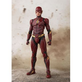 S.H. Figuarts Flash Justice League DC Comics
