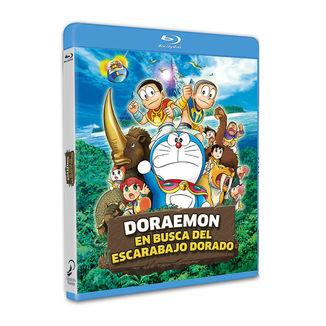 Doraemon En Busca Del Escarabajo Dorado Bluray
