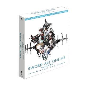 Sword Art Online Ordinal Scale Edición Combo Bluray