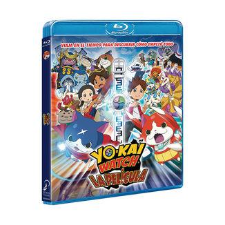 Yo-Kai Watch La Pelicula Bluray
