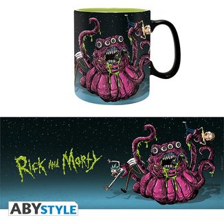 Monster Mug Rick & Morty
